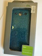 CASE-MATE GLAM Protector Case in Hot Blue Sparkle for Samsung Galaxy S3 CM021843
