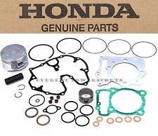 Honda Piston, Rings & Top End Gasket Kit 99-04 TRX 400 EX Sport Trax Head #L154