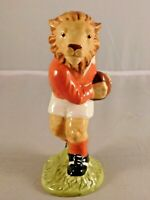 1998 ROYAL DOULTON BESWICK SPORTING CHARACTERS LAST LION OF DEFENCE 388/1500