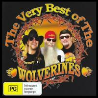 WOLVERINES (CD / DVD) THE VERY BEST OF ~ AUSTRALIAN COUNTRY MUSIC *NEW*