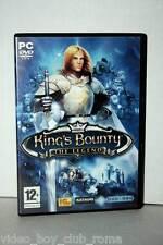 KING'S BOUNTY THE LEGEND GIOCO USATO OTTIMO STATO PC CD EDIZIONE ITALIANA 35993