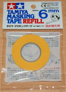 Tamiya 87033 Masking Tape Refill 6mm - Tools / Accessories