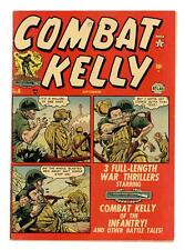 Combat Kelly #6 GD/VG 3.0 1952