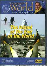 HTF THE ISLAND AT THE END OF THE WORLD GRAINGER'S WORLD DVD - NEW  A
