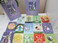 """""""Love Is In The Earth Crystal Tarot""""  Oracle Card set by """"Melody""""."""