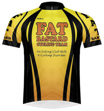 Primal Wear Fat Bastard Cycling Team Jersey Men's short sleeve bicycle bike +sox