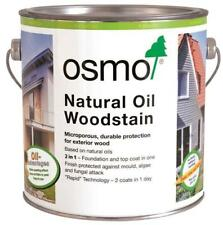 Osmo Natural Oil Woodstain 906 Pearl Grey 0.75L Exterior Wood Protection