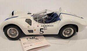 CMC 1:18 Maserati Tipo 61 Birdcage 1960
