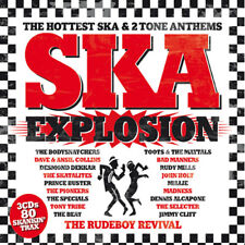 Various Artists : Ska Explosion CD (2013) ***NEW***