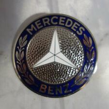 Mercedes Benz 190 SL W 121 Emblem auf der Motorhaube