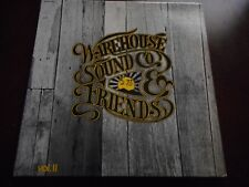 WAREHOUSE SOUND CO & FRIENDS VINYL LP VARIOUS FUNK MILLER IF COCKNEY REBEL RARE