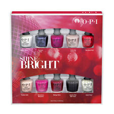 OPI Shine Bright Iconics Holiday Mini 10 Piece Set
