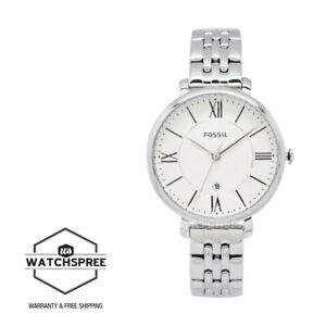 Fossil Jacqueline Ladies' Stainless Steel Watch ES3433