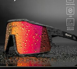 Polarized Cycling Glasses MTB Men Women Sunglasses Bicycle Goggles Bike Eyewear