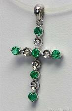 Emerald 18k Fine Necklaces & Pendants