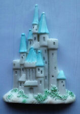 Large Princess Fairytale Castle cake topper Birthday, Christening wedding frozen