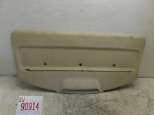 2002 VW Passat GLX Rear Back Glass Package Tray Third Brake Light Lamp