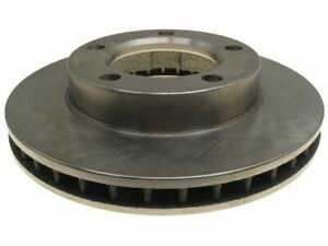 For 1986-1989 Dodge W100 Brake Rotor Front Raybestos 23521ZX 1987 1988