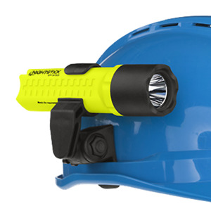 BAYCO XPP-5418GX-K01 Intrinsically Safe Flashlight (3 AA) with Multi-Angle Mount