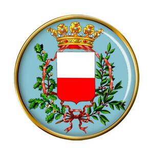 Lucca (Italy) Pin Badge