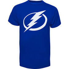 Tampa Bay Lightning NHL Hockey 47 Brand Mens Blue Fan T-Shirt Size Medium
