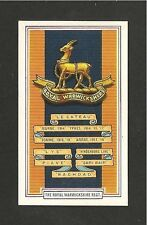 The ROYAL WARWICKSHIRE REGIMENT 6th Foot The Saucy Sixth 1939 William of Orange