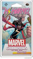 Marvel Champions LCG: Ms. Marvel Hero Pack SEALED UNOPENED FREE SHIPPING