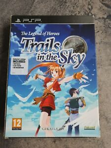 The Legend Of Heroes: Trails In The Sky (Collector's Edition) - PSP Game In...
