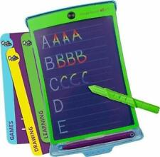 Boogie Board Magic Sketch Color LCD Writing Tablet + 4 Different Stylus and 18 S