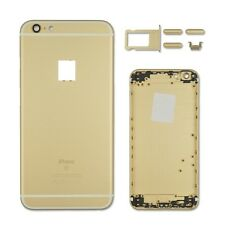 OFFER NEW iPHONE 6S + PLUS REPLACEMENT BACK REAR HOUSING BATTERY COVER GOLD UK