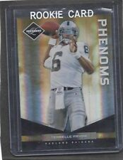 1/1 TERRELLE PRYOR 2011 LIMITED PHENOMS GOLD ROOKIE RC #D 11/25 HIS JERSEY #11 !