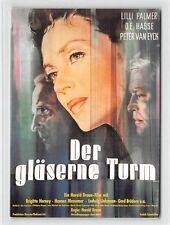 Federal Folding Card German Film Actor Lilli Palmer Cinema d9901