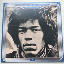 The Essential Jimi Hendrix Volume Two RARE NM  HS 2293  Bonus 45 1st Press 1979