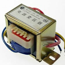 30W EI Ferrite Core In 220V Out 15V Electric Power Monophase Transformer