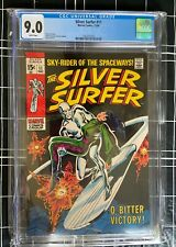 Silver Surfer # 11 - CGC 9.0