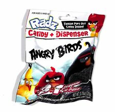 Radz Brand Angry Birds Toy Candy Dispensers 5 Blind Bags