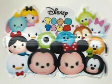 Disney Tsum Tsum Shaped Lenticular Placemat