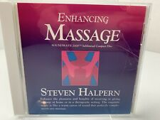 Subliminal Series / Massage by Steven Halpern CD