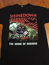 "Shinedown- ""The Sound Of Madness"" T-Shirt Size M"