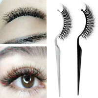 False Eyelashes Applicator Extension Holder Stick Display Stand Makeup Tool New