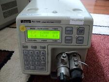 Jasco  PU-1580 HPLC  pump  chromatography liquid high  pressure intelligent