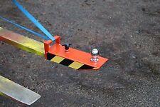 Rangierhilfe Gabelstapler Anhänger Stapler Kugelkopf Radlader Wohnwagen 110x50