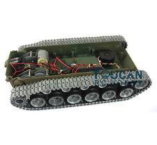 Henglong Tracks Road Wheels Pershing M26 Tank 3838 Metal Motion System Chassis