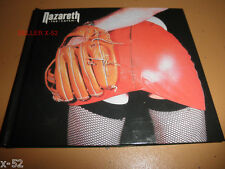 NAZARETH cd THE CATCH russia hardcover book sleeve + 4 BONUS TRACKS ruby tuesday