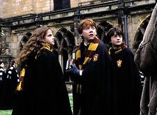 Foto Harry Potter - Emma Watson, Daniel Radcliffe und Rupert Grint 11x15 5