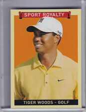 2008 UPPER DECK GOUDEY #330 TIGER WOODS SPORT ROYALTY SHORT PRINT SP B053B