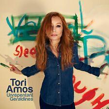 TORI AMOS - UNREPENTANT GERALDINES: CD ALBUM (May 12th 2014)