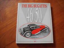 Price, THE BIG BUGATTIS, 46 &50 - 1995 in inglese