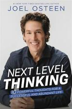 Brand New Next Level Thinking by Joel Osteen