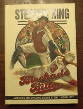 "Stephen King Blockade Billy Contains Chilling Bonus Story ""Morality"" Hardback"